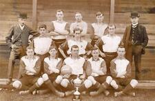 Torrington F C Football Club 1905/06 unused RP old pc