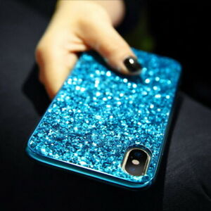 For-Xiaomi-Redmi-Note-7-6Pro-Bling-Glitter-Diamond-Sparkle-Shockproof-Case-Cover