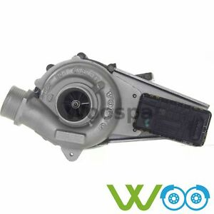 Turbolader-Volvo-C30-C70-S40-S60-S80-V50-V70-XC60-XC70-XC90-2-4-D5-AWD-Diesel