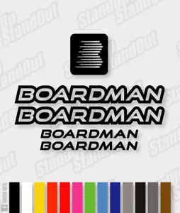 CarreteraMarcoV1 Boardman De Detalles Título Original Sticker Decal Ver Cut Die SheetciclismoMtbBmxBicicleta EWIH2D9Y