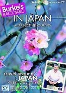 Burke Backyard burke's backyard in japan - dvd - rare australian gardening travel