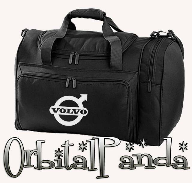 Pro Holdall with VOLVO Logo - truck car overnight bag travel hgv turbo
