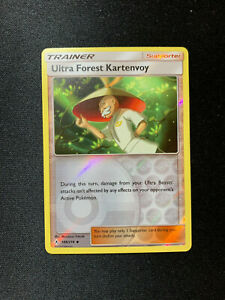 Pack Fresh Forest Kartenvoy Pokemon Unbroken Bonds 188//214 Reverse Holo NM//M