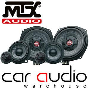 Mtx Bmw E F Series Mini X3 X5 Underseat Subwoofer Front Door