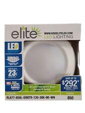 Elite Lighting Rl677 850l Surface Mount Can Light