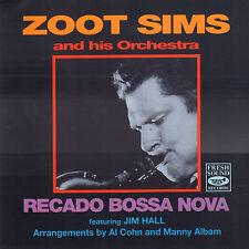 ZOOT SIMS - RECADO BOSSA NOVA (1992 JAZZ CD COMPILATION EUROPE)