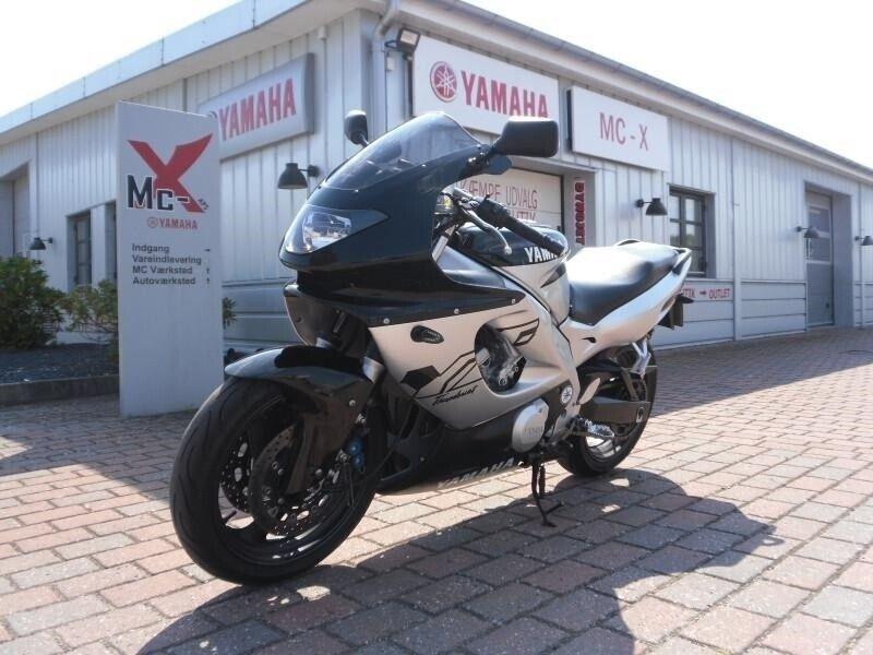 Yamaha, YZF 600 R, ccm 599