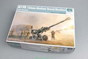 Trumpeter-1-35-02319-M198-155mm-Medium-Howitzer-Late