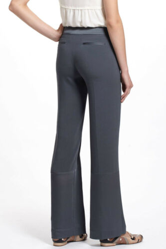 14 Grey Color NW ANTHROPOLOGIE Tag Leifsdottir Suvi Trousers Pants Size 10