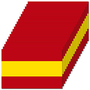 20-Etiquette-8-5cm-Sticker-Espagne-Espana-Football-Em-WM-National-Drapeaux