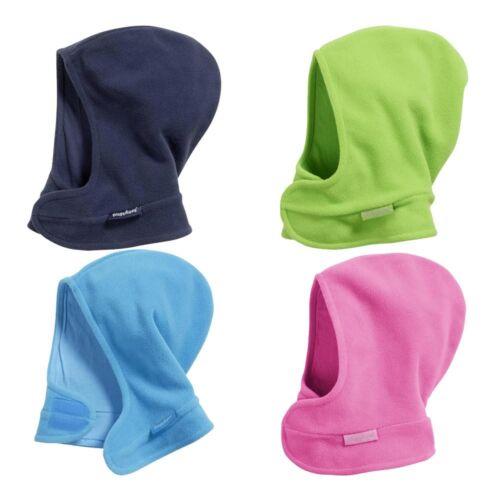Playshoes Enfants Matelassé Écharpe Bonnet Avec Fermeture Velcro Casquette polaire écharpe