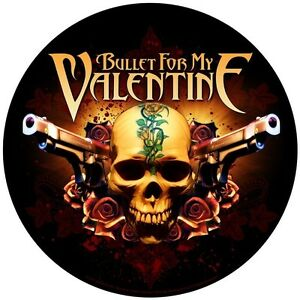 BULLET-FOR-MY-VALENTINE-Rueckenaufnaeher-Backpatch-Two-pistols