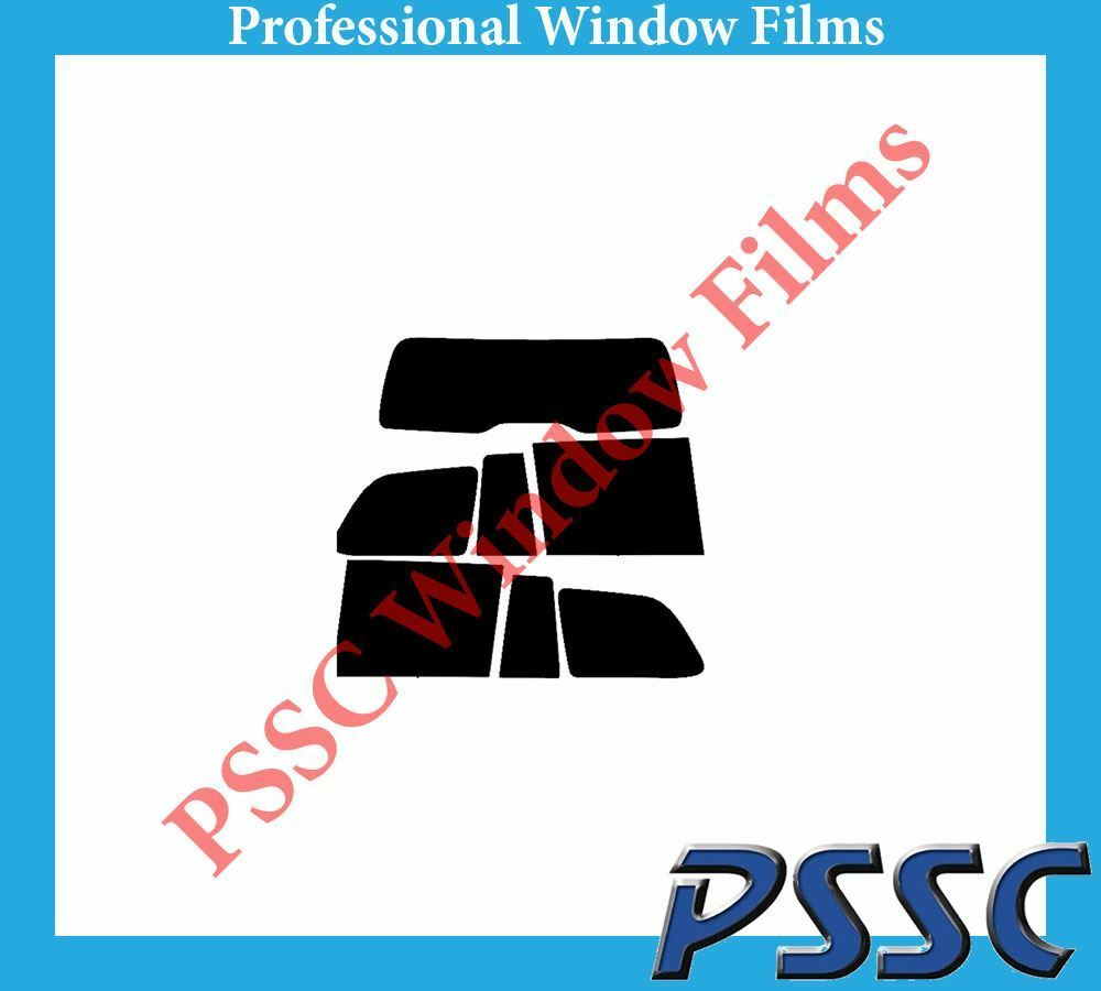 Mercedes GLS 2017 70% PSSC Pre Cut Rear Car Window Films