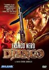Django 0827058111898 With Franco NERO DVD Region 1