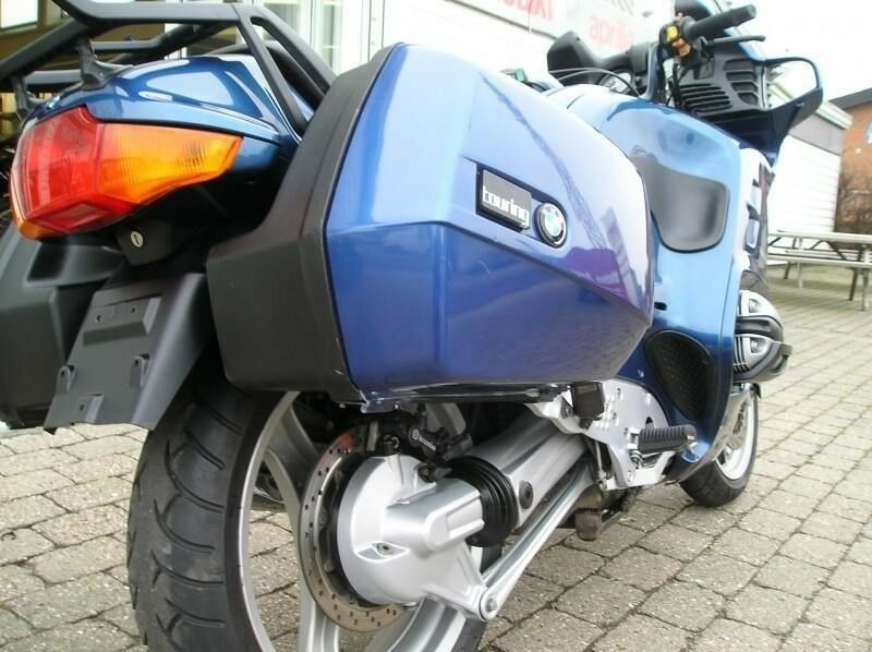 BMW, R 1100 RT, ccm 1085