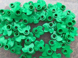 Lego 32607-new shiny green 1x1 floor sheets/4 pieces per ...