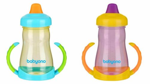 Kids NON SPILL Cup New Many Colours /& Designs Toddler Cups Drinking Cup