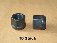 Kugelbundmuttern Radmuttern M22 x 1,5 passend zu  Unimog BPW LKW