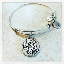 ALEX AND ANI PENGUIN BRACELET NWT BOX MOM DAUGHTER SISTER GIFT R SILVER Bangle