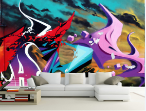 3D Abstract Style 784 Wall Paper Murals Wall Print Wall Wallpaper Mural AU Kyra