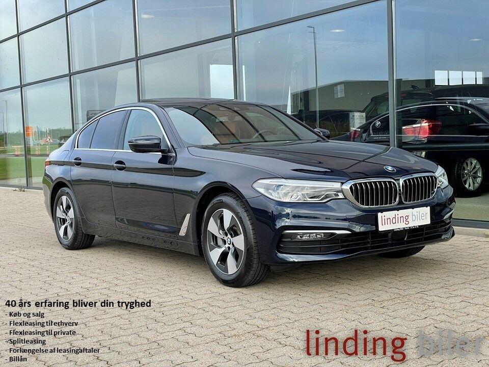 BMW 530e 2,0 xDrive aut. 4d - 569.900 kr.