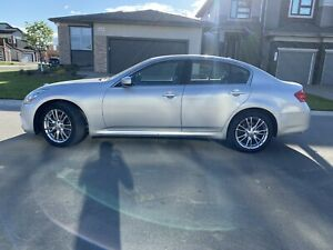 2011 Infiniti G25x Sport AWD Fully Loaded