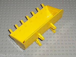 Godet LEGO technic Excavator Bucket 2814 / set 5112 8853 8862 Backhoe Grader