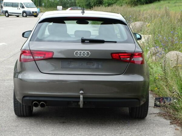 Audi A3 1,8 TFSi 180 Ambition - billede 4