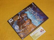 HARRY POTTER IL PRIGIONIERO DI AZKABAN x PC CD-ROM NUOVO SIGILLATO vers. ITALIA