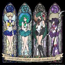 Sailormoon - Crystal Season 3 (Original Soundtrack) [New CD] Japan - Import