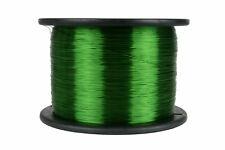 Temco Magnet Wire 26 Awg Gauge Enameled Copper 155c 75lb 9435ft Coil Green