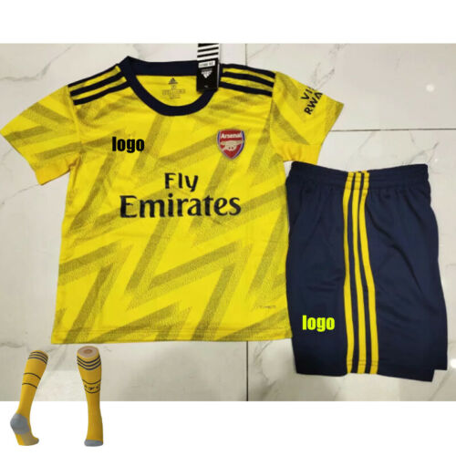 2019-2020 Kids//Adults Soccer Kits Football Suits Jersey Strip Sports Outfits