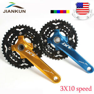 IXF-24-32-42t-triple-Speed-MTB-Bike-Crankset-BB-104-64bcd-Chainring-Sprocket