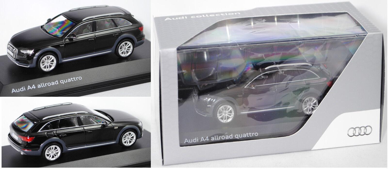 Minimax 5011504613 Audi A4 allroad quattro (B9, Typ 8W), 1 43 Werbeschachtel  | Großer Räumungsverkauf
