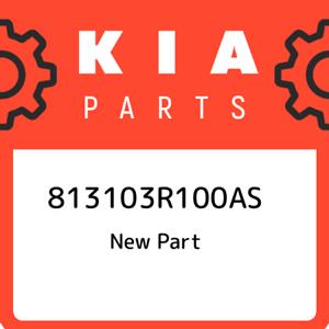 81310-3R100AS-Kia-813103r100as-813103R100AS-New-Genuine-OEM-Part