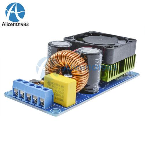 IRS2092S 500W Mono Channel Digital Amplifier Class D HIFI Power Amp Board FAN