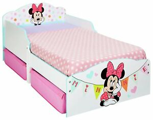 Minnie-Mouse-Metal-Toddler-Bed-Frame