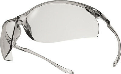 UCI Marmara Safety Spectacles Glasses Eye Protection - Clear & Smoke Lens