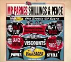 His Stable of Stars [Digipak] by Mr Parnes Shillings & Pence (CD, Oct-2012, 2 Discs, Rock History)