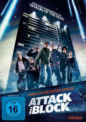 1 von 1 - BluRay:Attack the Block - NEUwertig