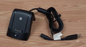 **UNTESTED** Palm Docking / Charging Station Cradle With USB Cord Only *READ*