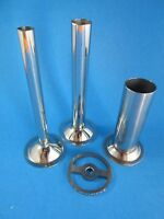 Sausage Stuffing Tubes And Plate For Smokehouse Chef Meat Grinder For Kitchenaid