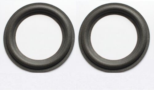 10 Pcs of  5 Inch First-rate Bass SPEAKER FOAM SURROUND For JBL REPAIR Parts