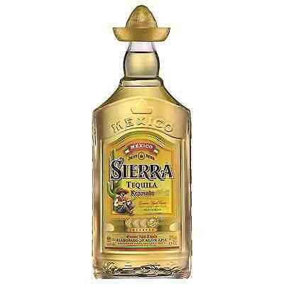 Sierra Gold Tequila 700mL bottle Reposado