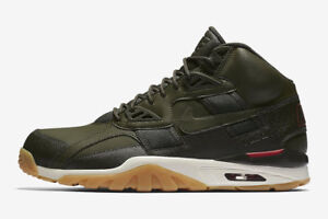 Nike Air Trainer SC Winter size 9. Khaki Green Gum Red. AA1120-300 ... cd6368dd5