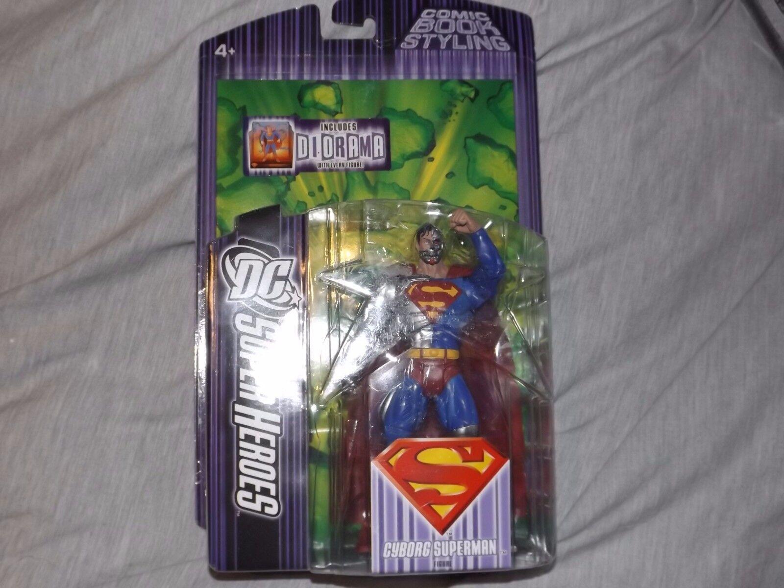 Dc super heroes  cyborg - 12