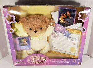 Shining Stars Toys R Us Exclusive Mattel International Star Registry Bear 2002