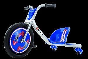 Razor 174 Riprider 360 Drift Trike Tricycle Kart Bike Bmx
