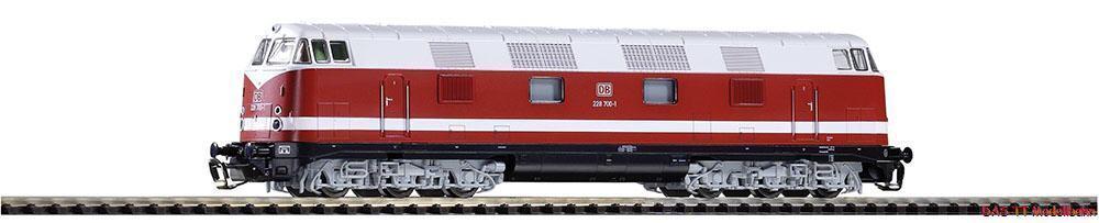 TT Diesellok BR 228.7 6-achsig DB AG Ep.V Piko 47293