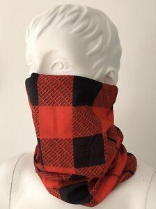 Face Mask Neck Tube Scarf Biker Balaclava Snood Ski Cycling Use Multi Bandana